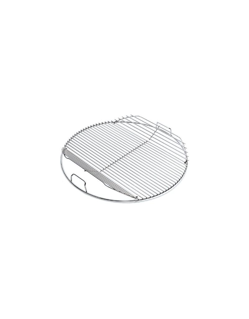 grillrost f r holzkohlegrills mit 47 cm klappbar. Black Bedroom Furniture Sets. Home Design Ideas